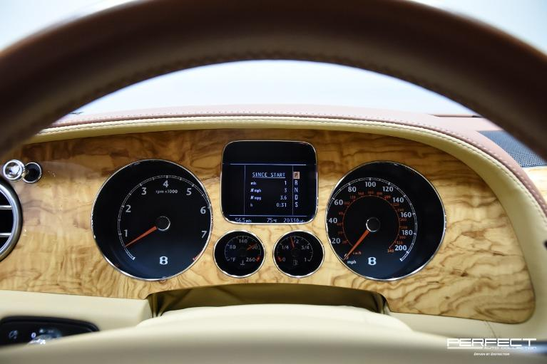 Used 2008 Bentley Continental Flying Spur