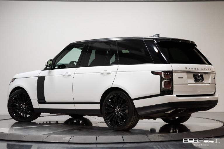 Used 2018 Land Rover Range Rover Supercharged