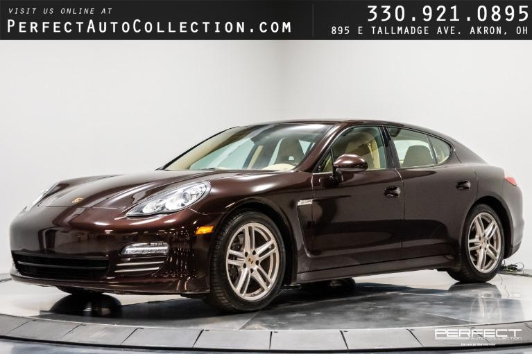 Used 2012 Porsche Panamera 4 for sale $39,995 at Perfect Auto Collection in Akron OH