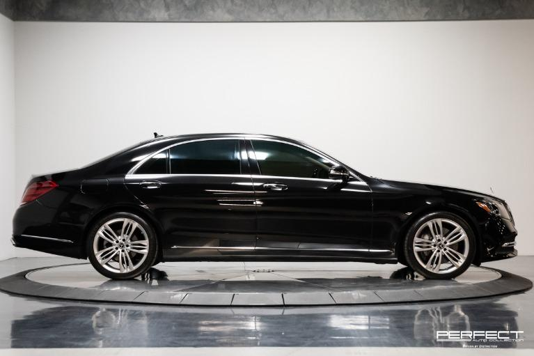 Used 2019 Mercedes Benz S Class S 560 4MATIC
