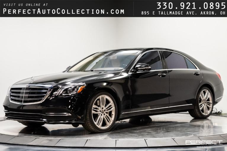 Used 2019 Mercedes-Benz S-Class S 560 4MATIC for sale $93,495 at Perfect Auto Collection in Akron OH
