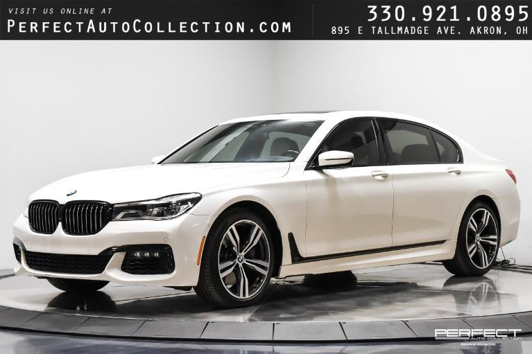 Used 2017 BMW 7 Series 750i xDrive M Sport for sale $54,995 at Perfect Auto Collection in Akron OH