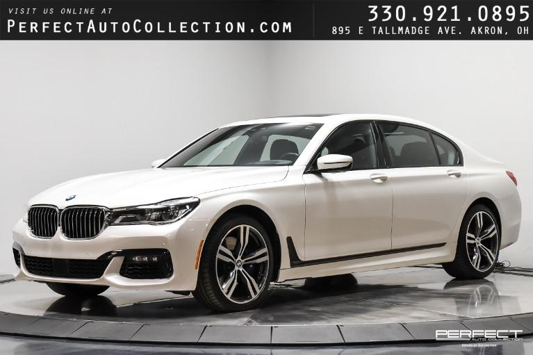 Used 2016 BMW 7 Series 750i xDrive M Sport for sale $54,995 at Perfect Auto Collection in Akron OH
