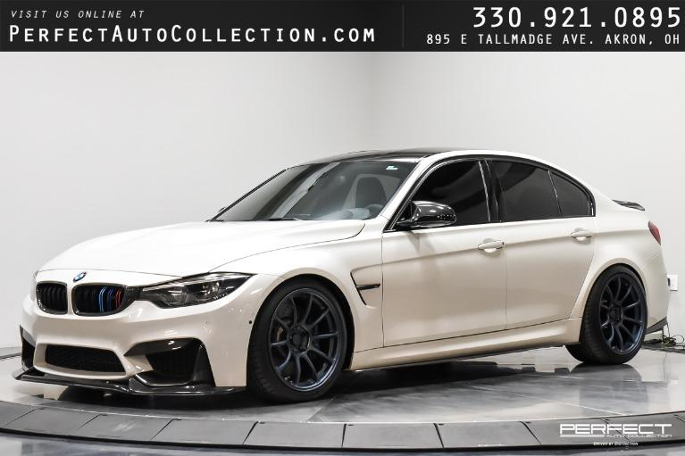 Used 2018 BMW M3 Competition Package for sale $68,995 at Perfect Auto Collection in Akron OH