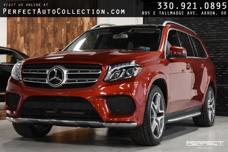 Used 2017 Mercedes-Benz GLS GLS 550 for sale $59,995 at Perfect Auto Collection in Akron OH