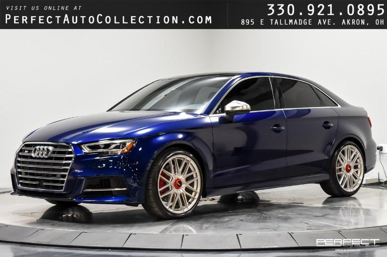 Used 2019 Audi S3 2.0T quattro Premium Plus for sale $48,495 at Perfect Auto Collection in Akron OH