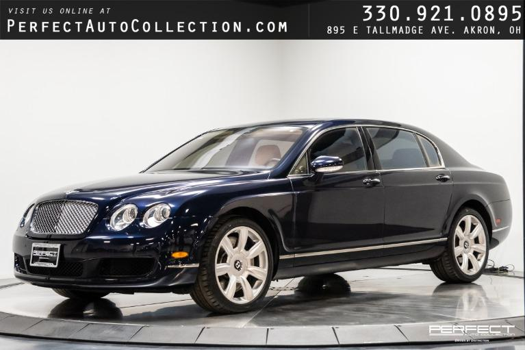 Used 2006 Bentley Continental Flying Spur for sale $44,495 at Perfect Auto Collection in Akron OH