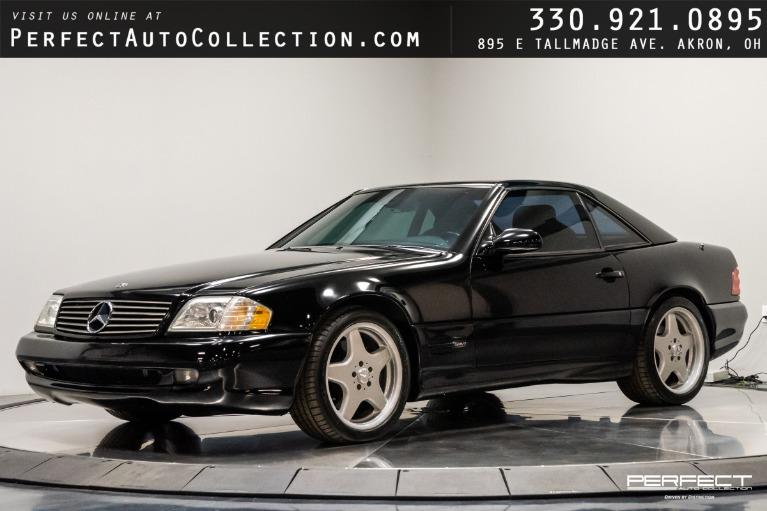 Used 1999 Mercedes-Benz SL-Class SL 500 for sale $15,995 at Perfect Auto Collection in Akron OH