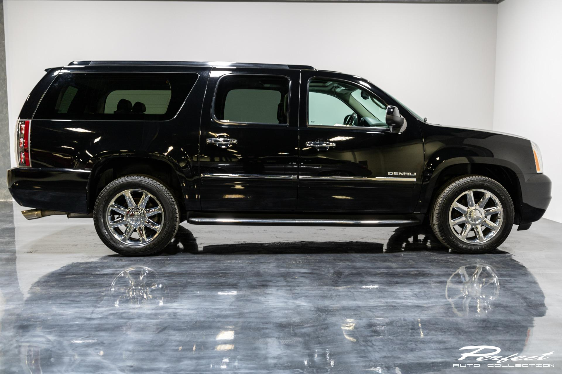Used 2014 GMC Yukon XL Denali