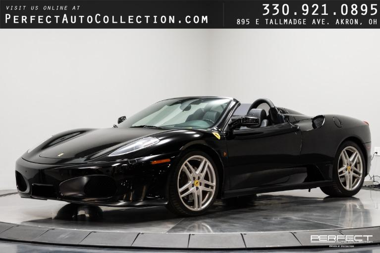 Used 2007 Ferrari F430 F1 Spider for sale $146,995 at Perfect Auto Collection in Akron OH