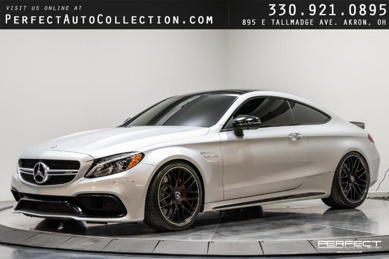 Used 2017 Mercedes-Benz C-Class AMG C 63 S for sale $74,495 at Perfect Auto Collection in Akron OH