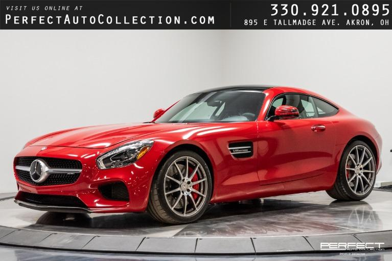 Used 2016 Mercedes-Benz AMG GT S for sale $107,995 at Perfect Auto Collection in Akron OH