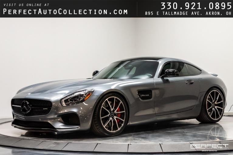 Used 2016 Mercedes-Benz AMG GT S for sale $102,995 at Perfect Auto Collection in Akron OH