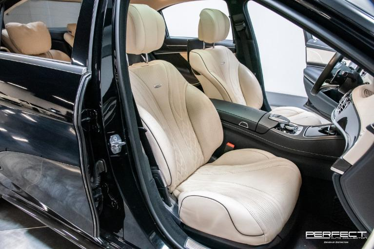 Used 2018 Mercedes Benz S Class AMG S 63
