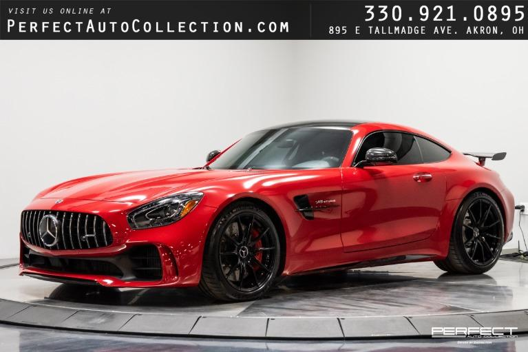Used 2019 Mercedes-Benz AMG GT R for sale $196,495 at Perfect Auto Collection in Akron OH