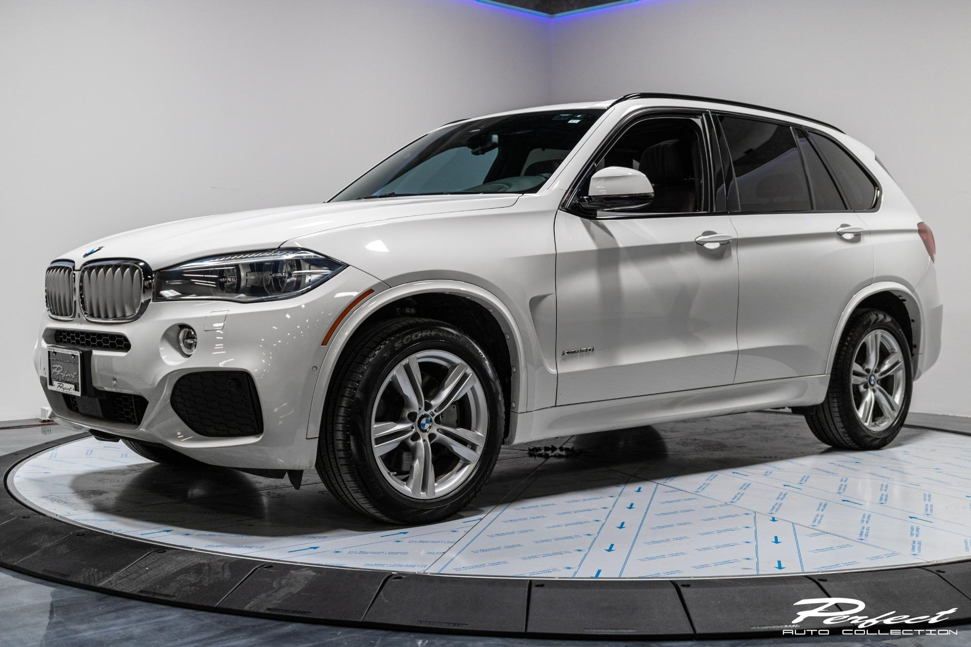 Used 2016 BMW X5 xDrive50i M Sport for sale Sold at Perfect Auto Collection in Akron OH 44310 1