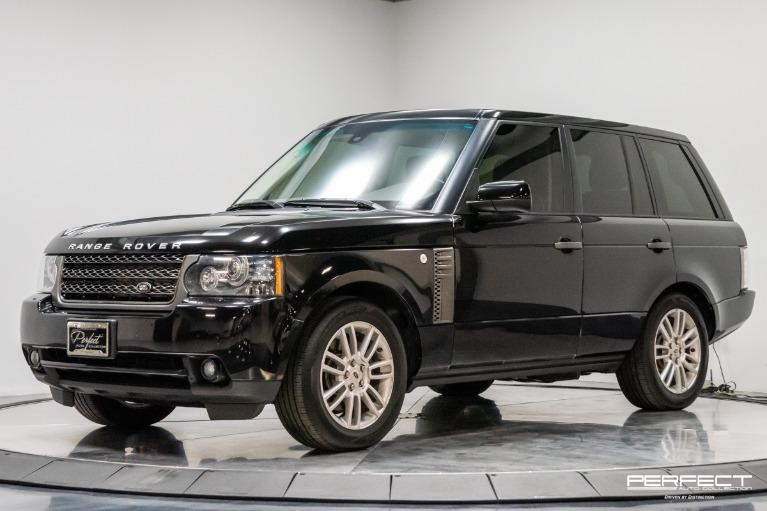 Used 2011 Land Rover Range Rover HSE
