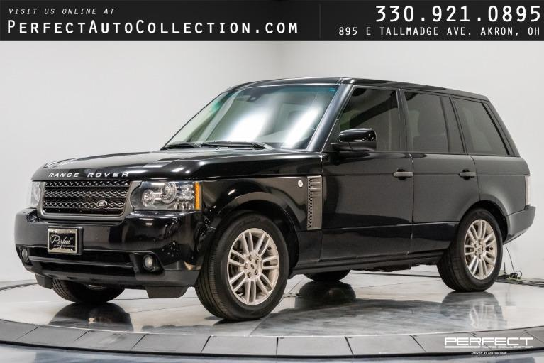 Used 2011 Land Rover Range Rover HSE for sale $29,995 at Perfect Auto Collection in Akron OH