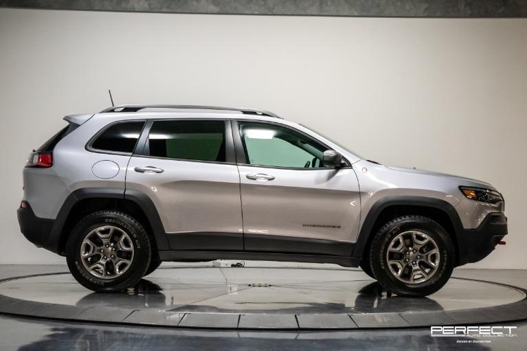 Used 2019 Jeep Cherokee Trailhawk