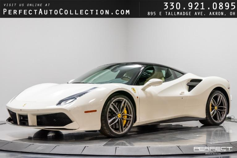 Used 2016 Ferrari 488 GTB for sale $286,995 at Perfect Auto Collection in Akron OH
