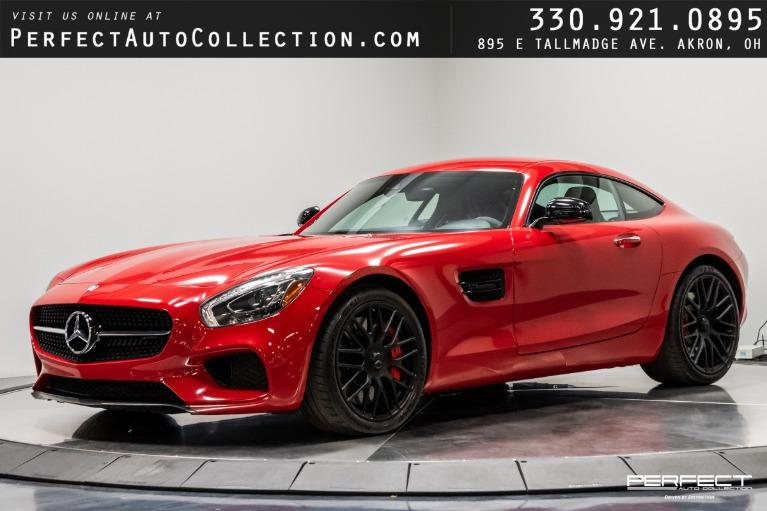 Used 2016 Mercedes-Benz AMG GT S for sale $101,495 at Perfect Auto Collection in Akron OH