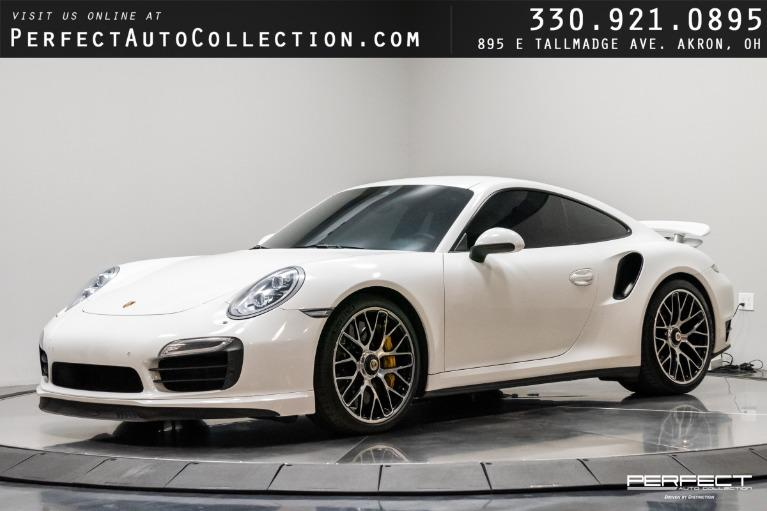 Used 2014 Porsche 911 Turbo S for sale $152,495 at Perfect Auto Collection in Akron OH