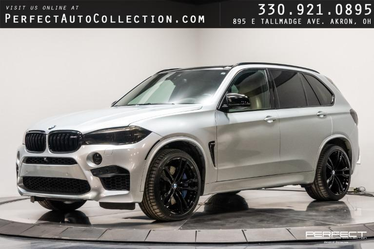Used 2016 BMW X5 M for sale $63,995 at Perfect Auto Collection in Akron OH