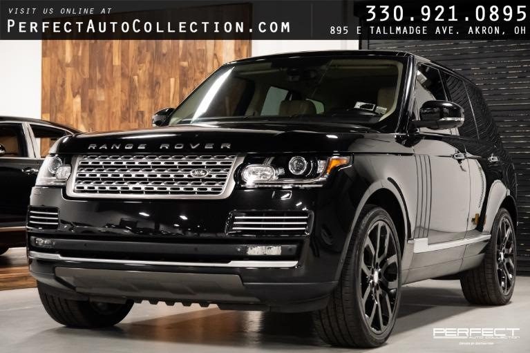 Used 2014 Land Rover Range Rover Autobiography for sale $65,995 at Perfect Auto Collection in Akron OH