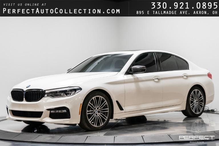 Used 2017 BMW 5 Series 540i xDrive for sale Call for price at Perfect Auto Collection in Akron OH