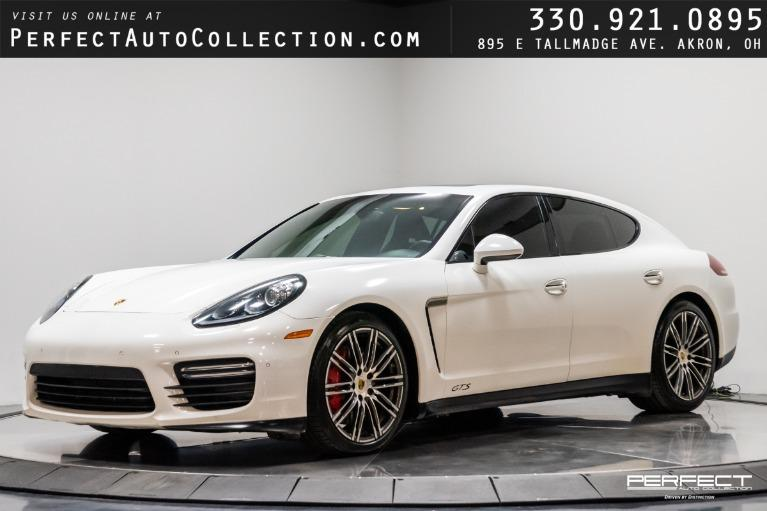 Used 2015 Porsche Panamera GTS for sale $57,995 at Perfect Auto Collection in Akron OH