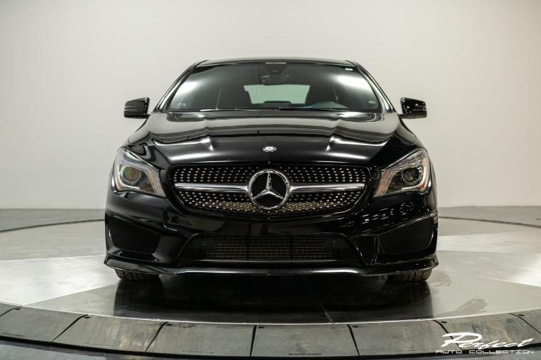 Used 2015 Mercedes Benz CLA CLA 250 Sport Package