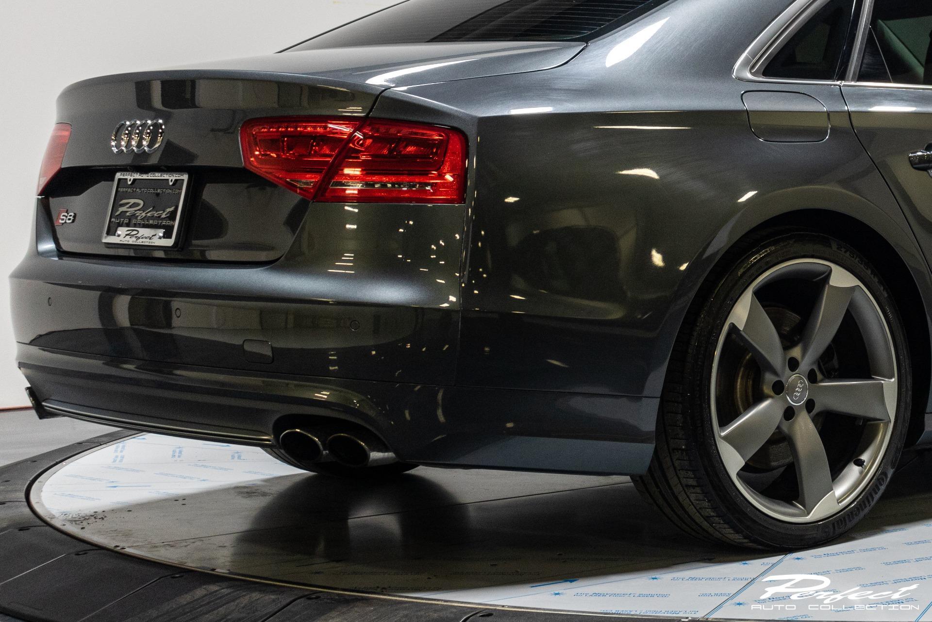 Used 2013 Audi S8 40T quattro
