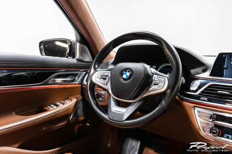 Used 2016 BMW 7 Series 750i xDrive Individual Composition