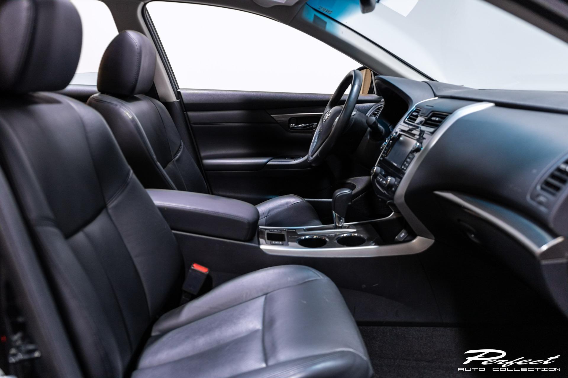 Used 2015 Nissan Altima 25 SL