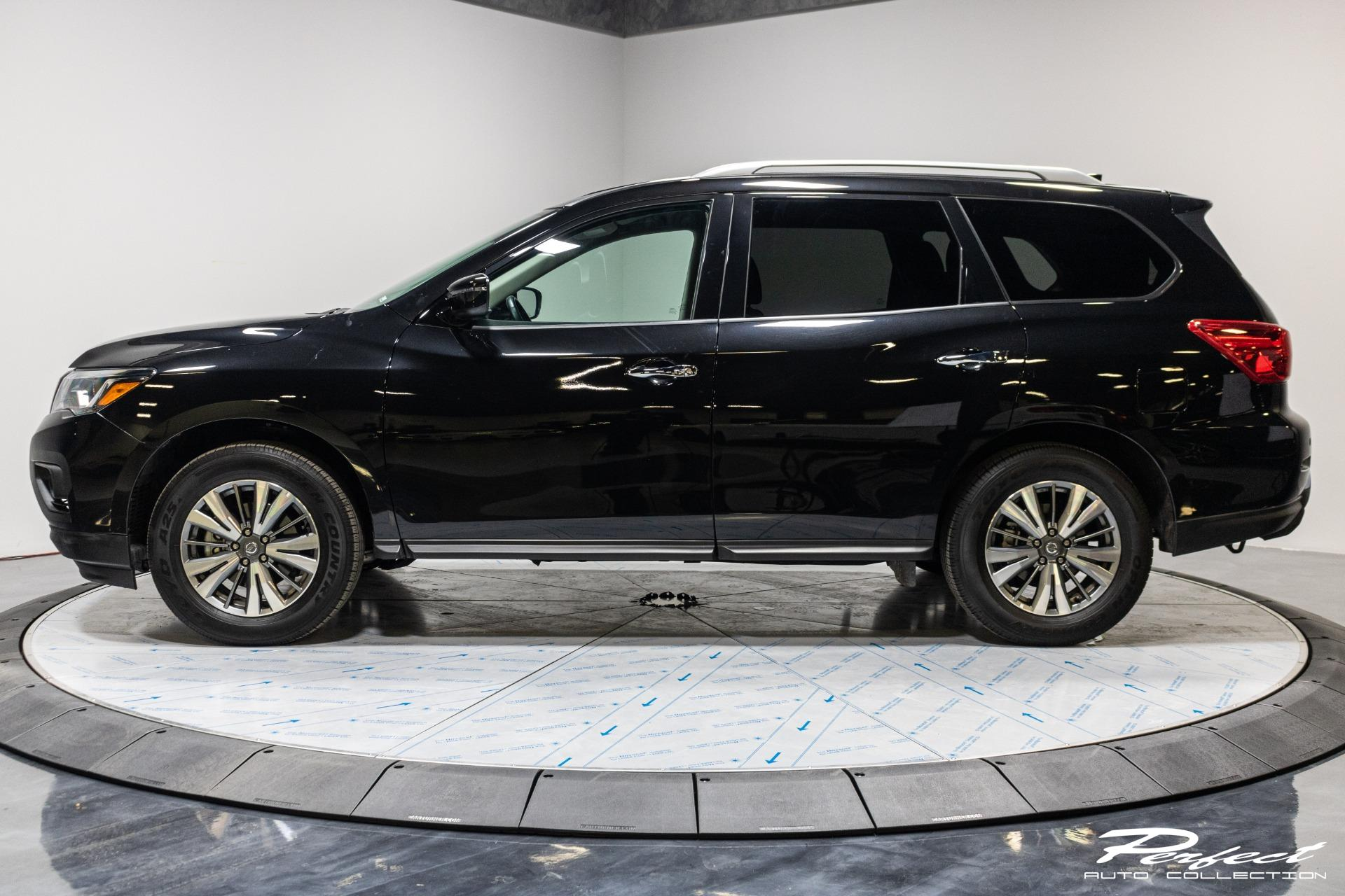 Used 2019 Nissan Pathfinder SV