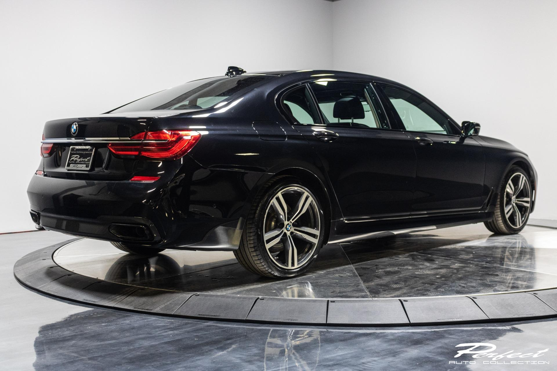 Used 2016 BMW 7 Series 750i xDrive