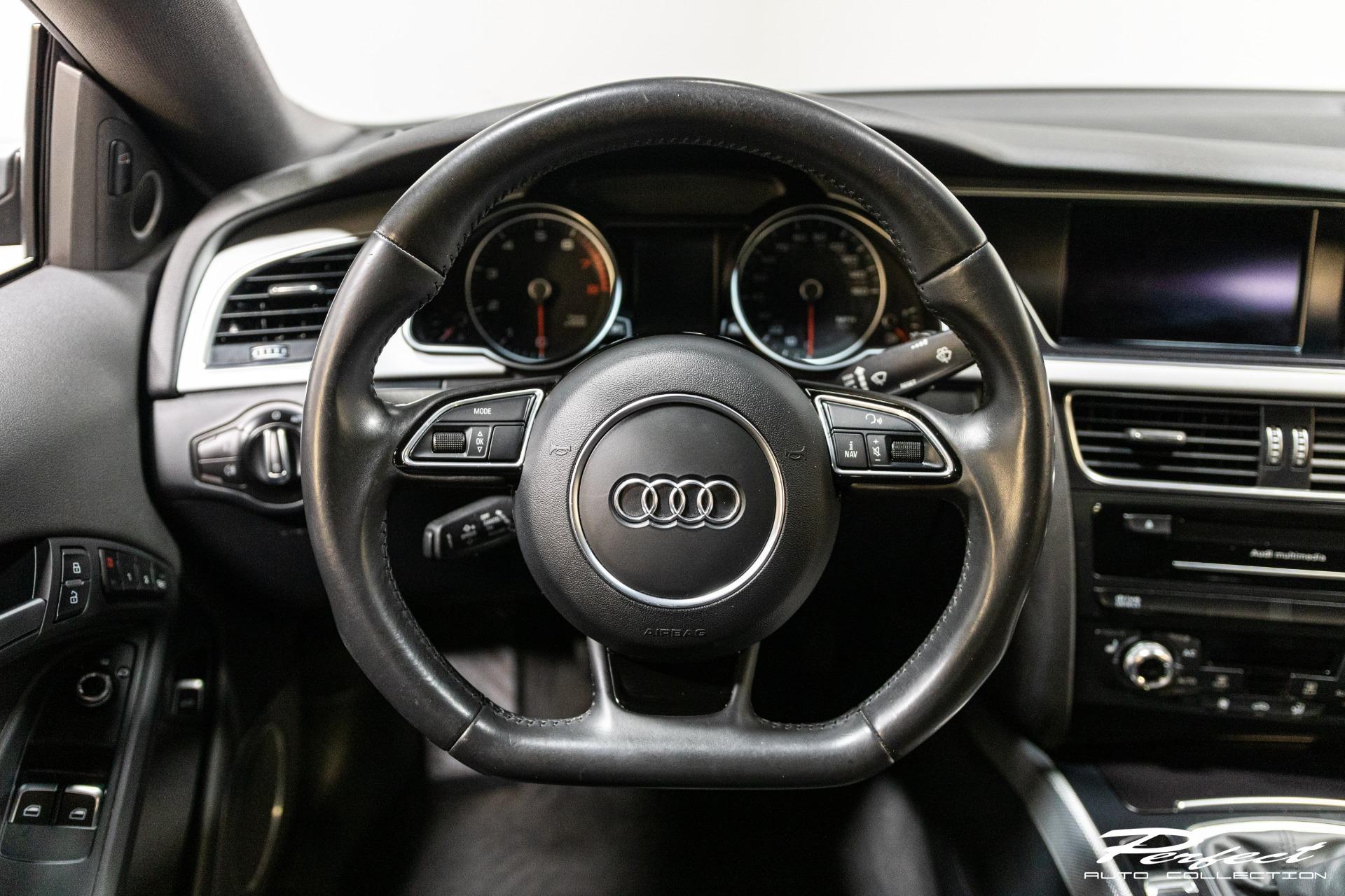 Used 2016 Audi A5 20T quattro Premium Plus