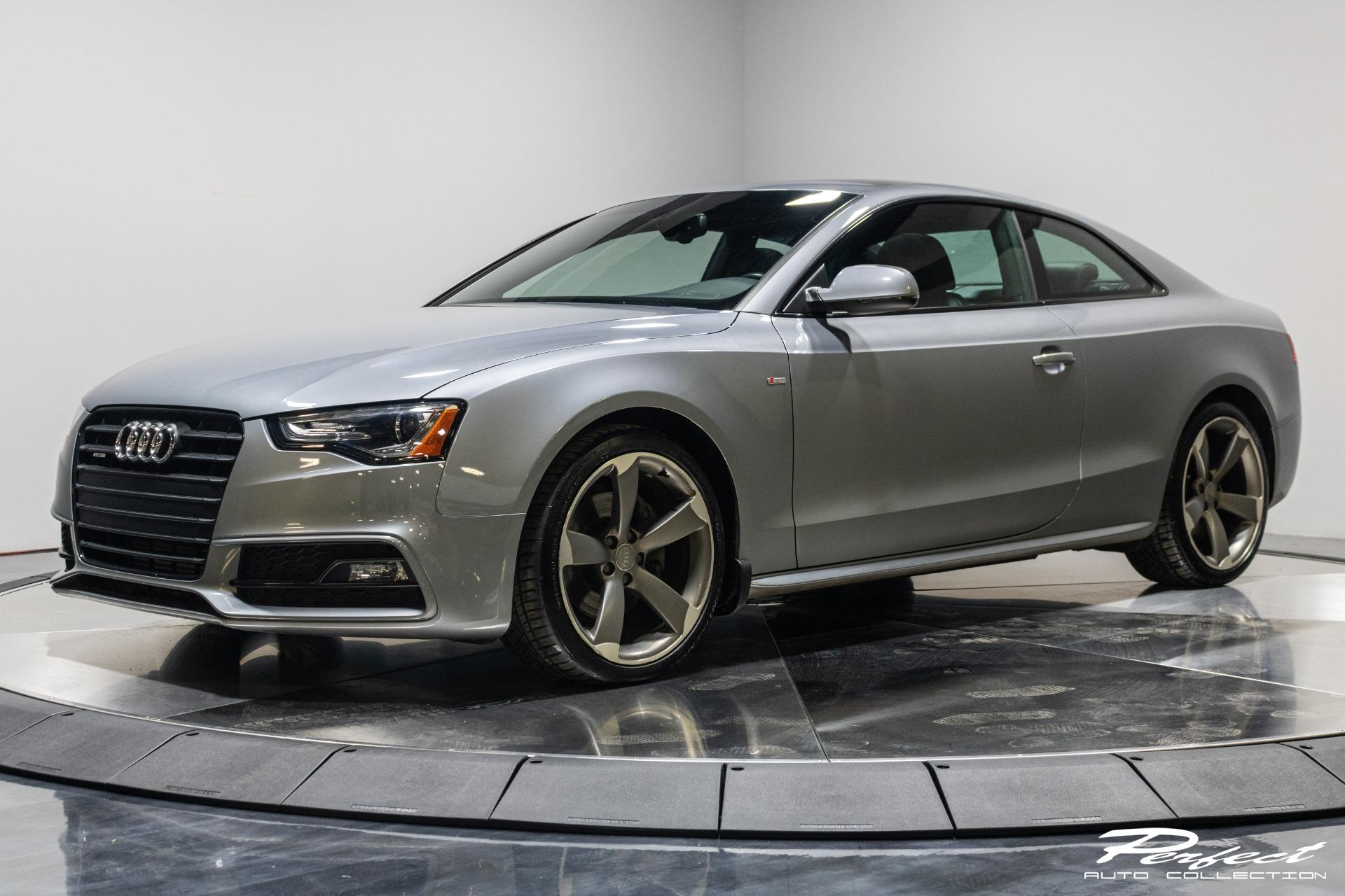 Used 2016 Audi A5 2.0T quattro Premium Plus for sale Sold at Perfect Auto Collection in Akron OH 44310 1