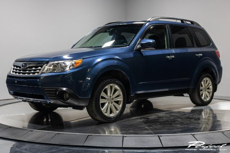 Used 2012 Subaru Forester 25X Limited