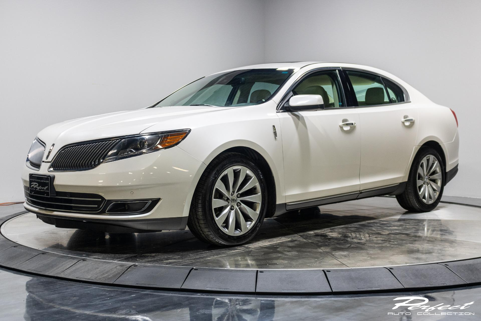 Used 2016 Lincoln MKS