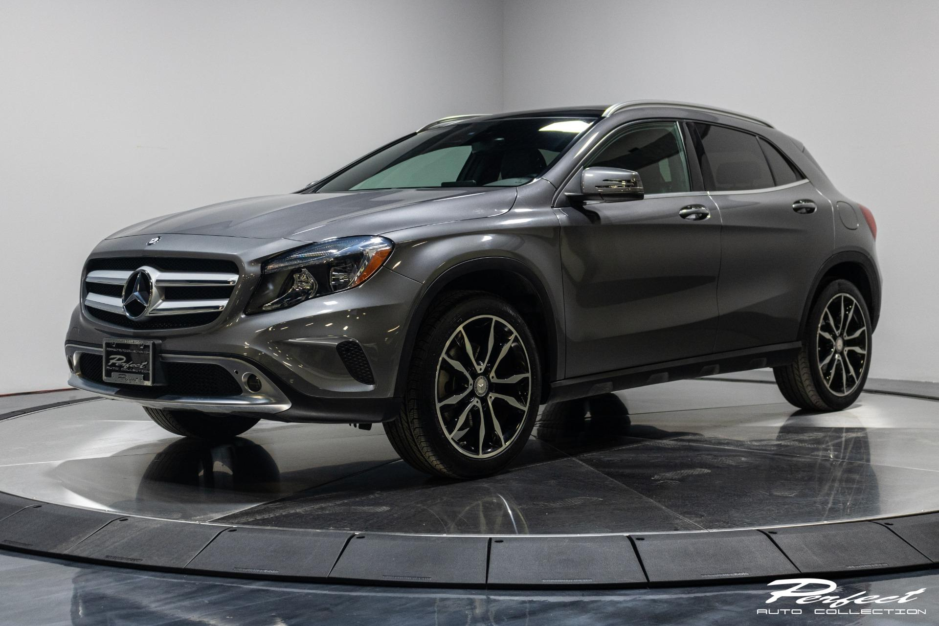 Used 2016 Mercedes-Benz GLA GLA 250 4MATIC for sale Sold at Perfect Auto Collection in Akron OH 44310 1