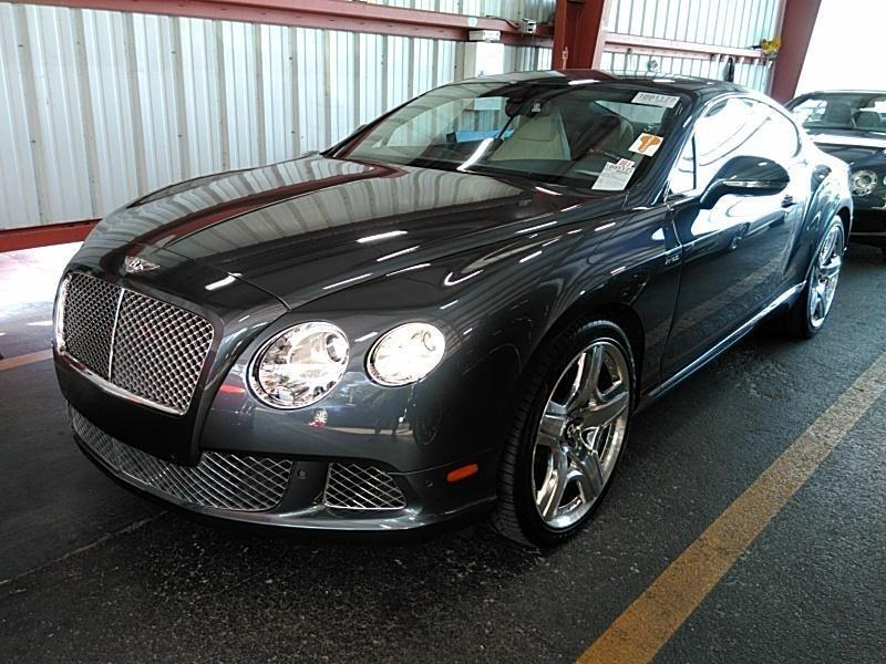Used 2013 Bentley Continental GT