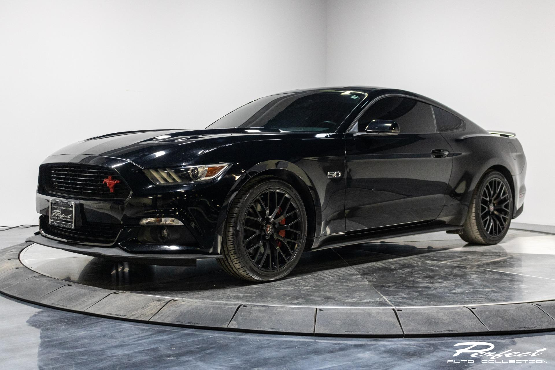 Used 2016 Ford Mustang GT California Edition for sale Sold at Perfect Auto Collection in Akron OH 44310 1
