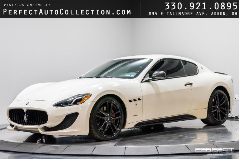 Used 2015 Maserati Granturismo Mc Sport Line For Sale 50 993 Perfect Auto Collection Stock 127508