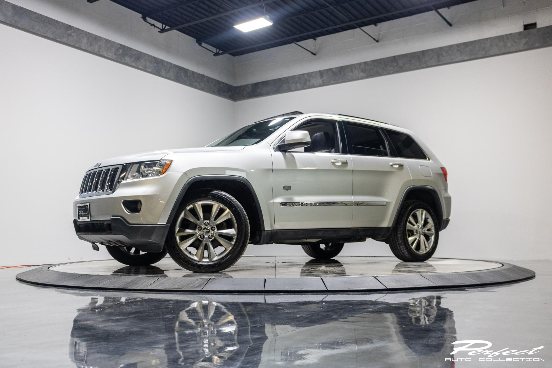 Used 2011 Jeep Grand Cherokee 70th Anniversary