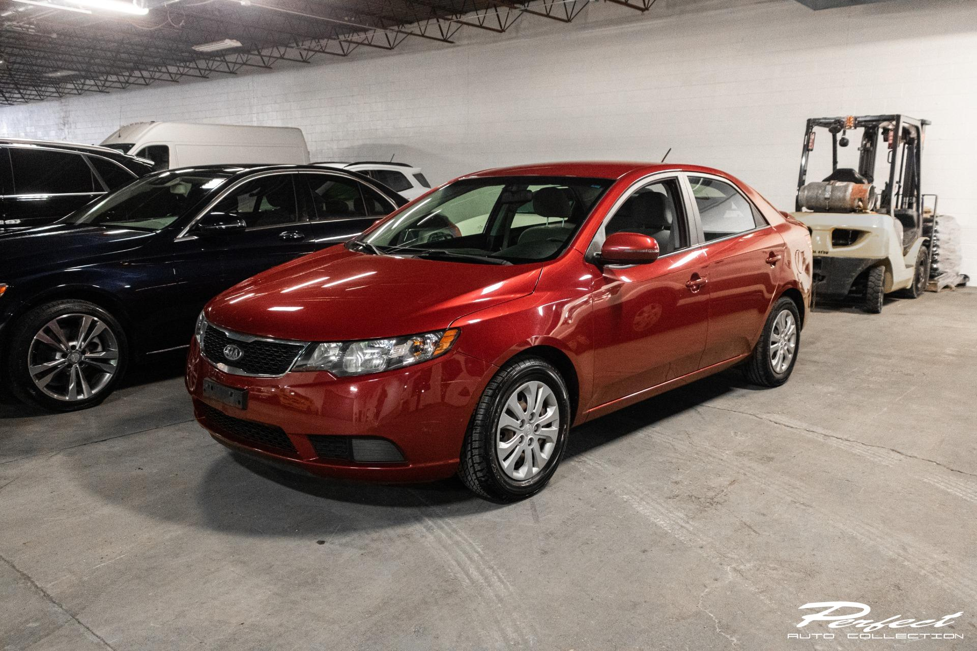 Used 2011 Kia Forte EX