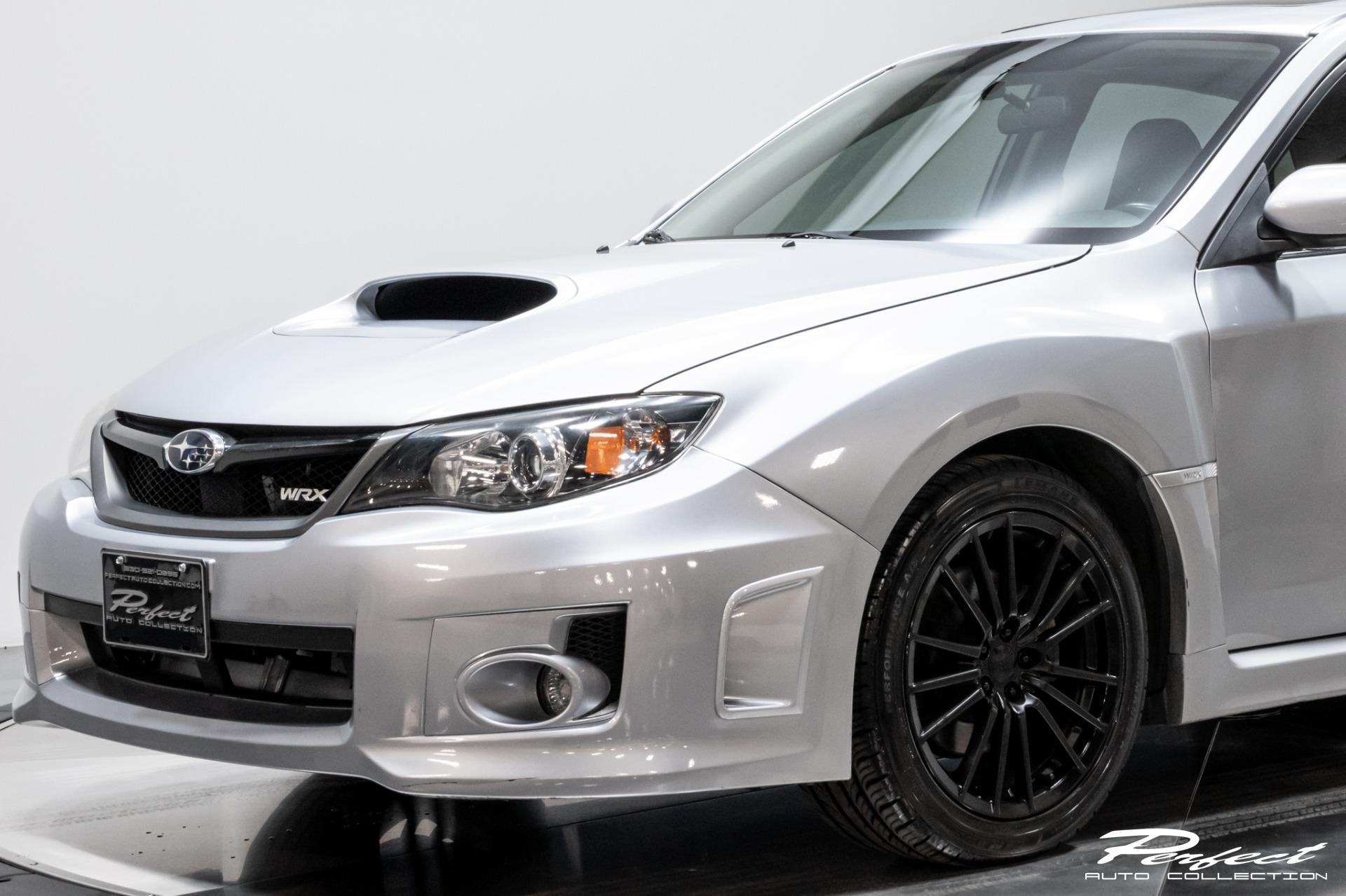 Used 2014 Subaru Impreza WRX Limited
