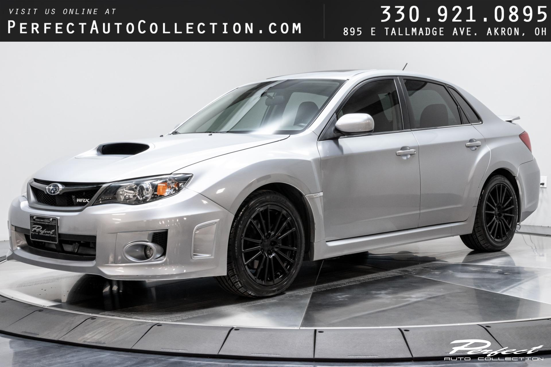 Used 2014 Subaru Impreza WRX Limited for sale Sold at Perfect Auto Collection in Akron OH 44310 1