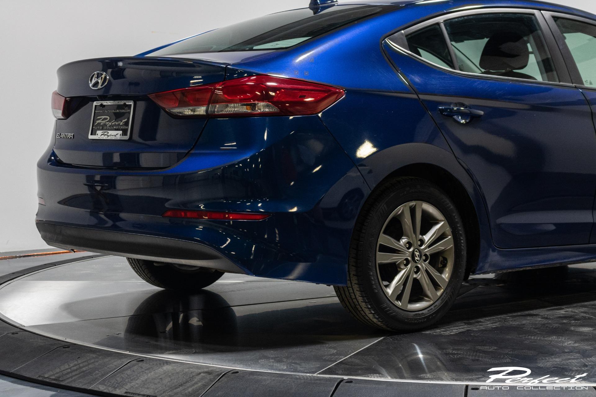 Used 2017 Hyundai Elantra SE