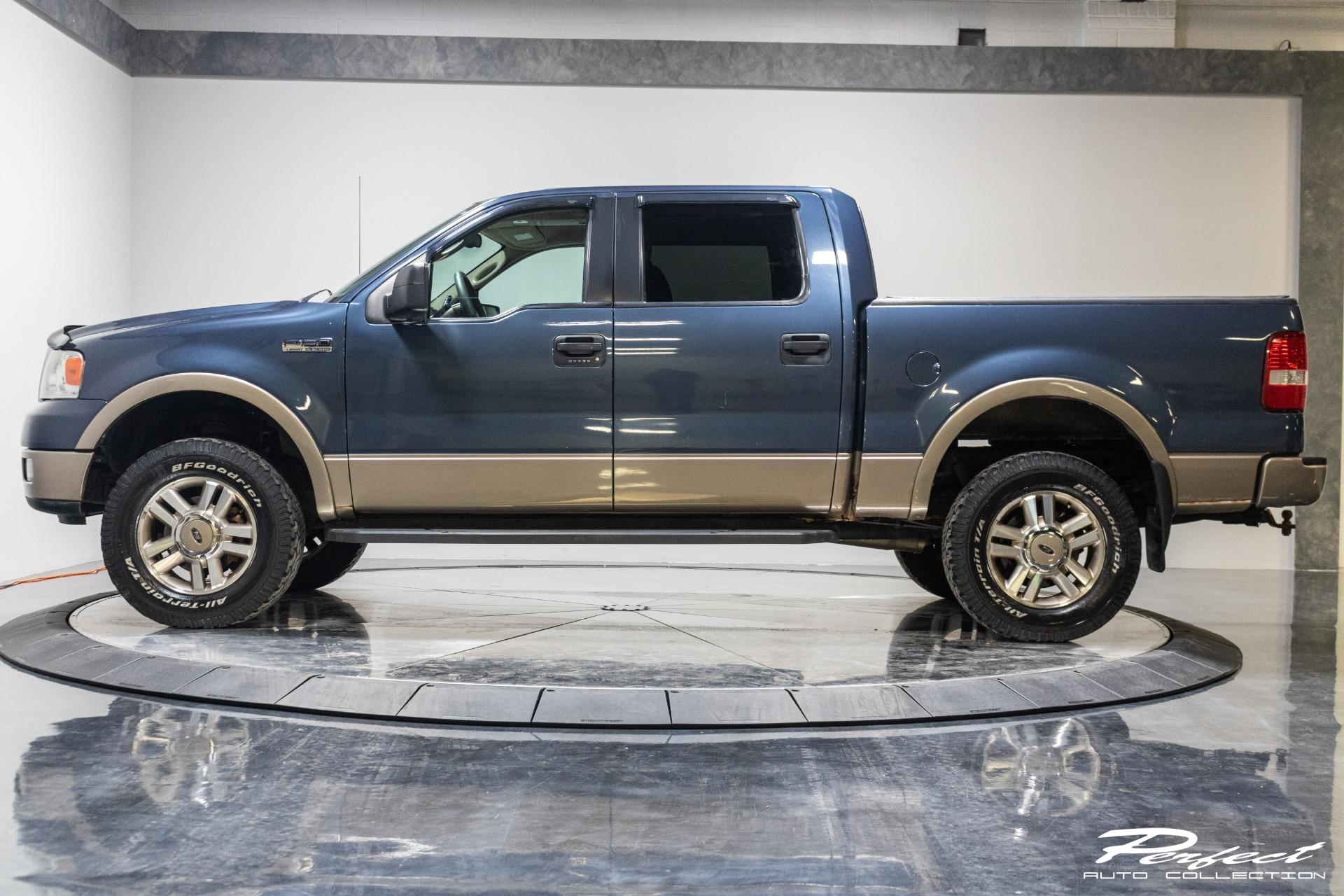 Used 2005 Ford F 150 King Ranch RWD